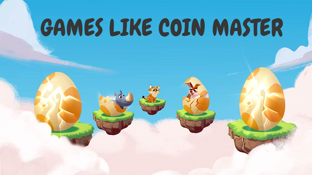 Playing Coin Master