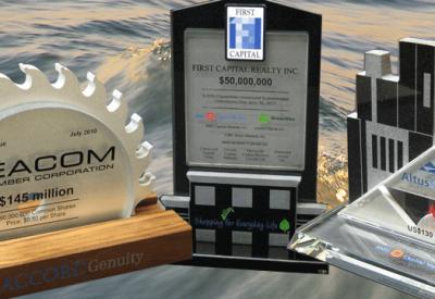 Custom Awards Make Excellent Awards