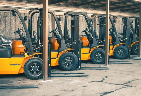 Understanding The Positive Aspects Of Forklift Training Online