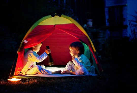 Durable LED Flashlights For Your Camping Gear