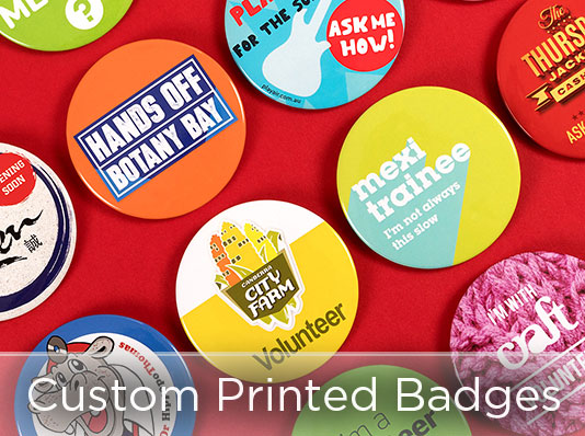 How to Buy the Right Kind Custom Badges?